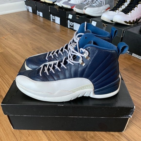 finest selection 02d39 d9b9a MAKE NE AN OFFER ‼️ JORDANs: Retro 12 Obsidian
